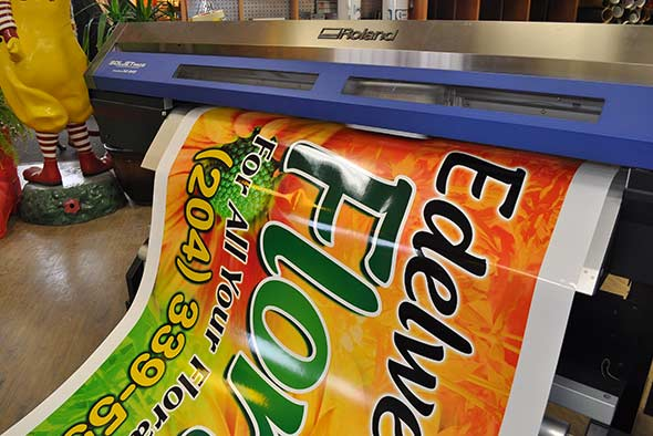 Sign Design and Graphics