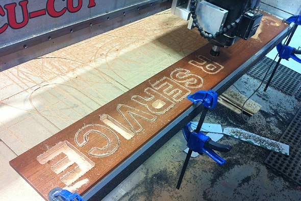 Sign Manufacturing